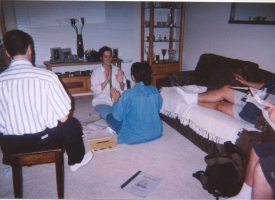 Six Strangers in a Room