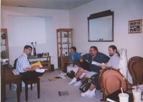Rehearsal at Jon's House