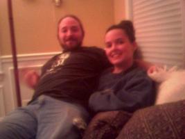Gina and David