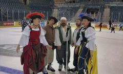 Admirals Hockey Game 2012