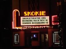 Skokie Theatre 2009