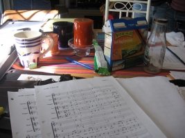 Music and Food