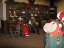 Christmas on the Corner 2008