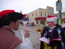 Christmas on the Corner 2011