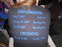 NFPAC Concert 2011